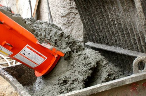 Успешная заливка бетона в жаркие месяцы года